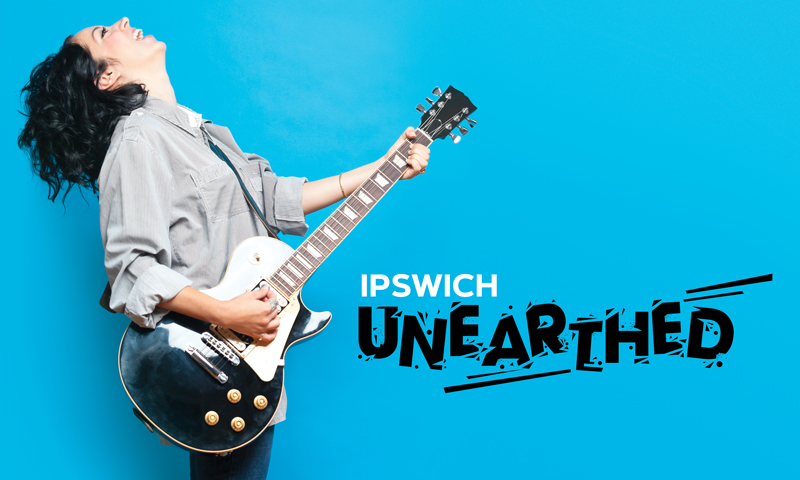 Ipswich Unearthed