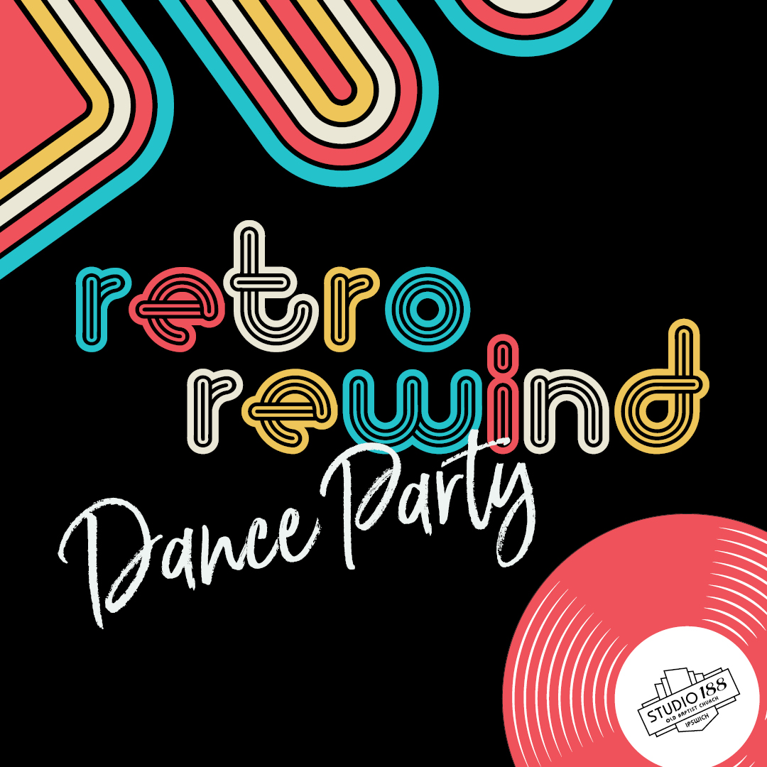 Retro Rewind: 80s and 90s Dance Party
