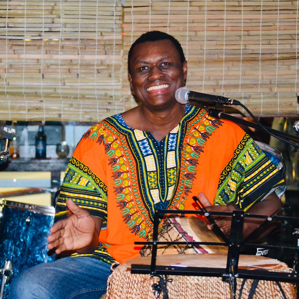 Saturday Sessions featuring the African Drummers