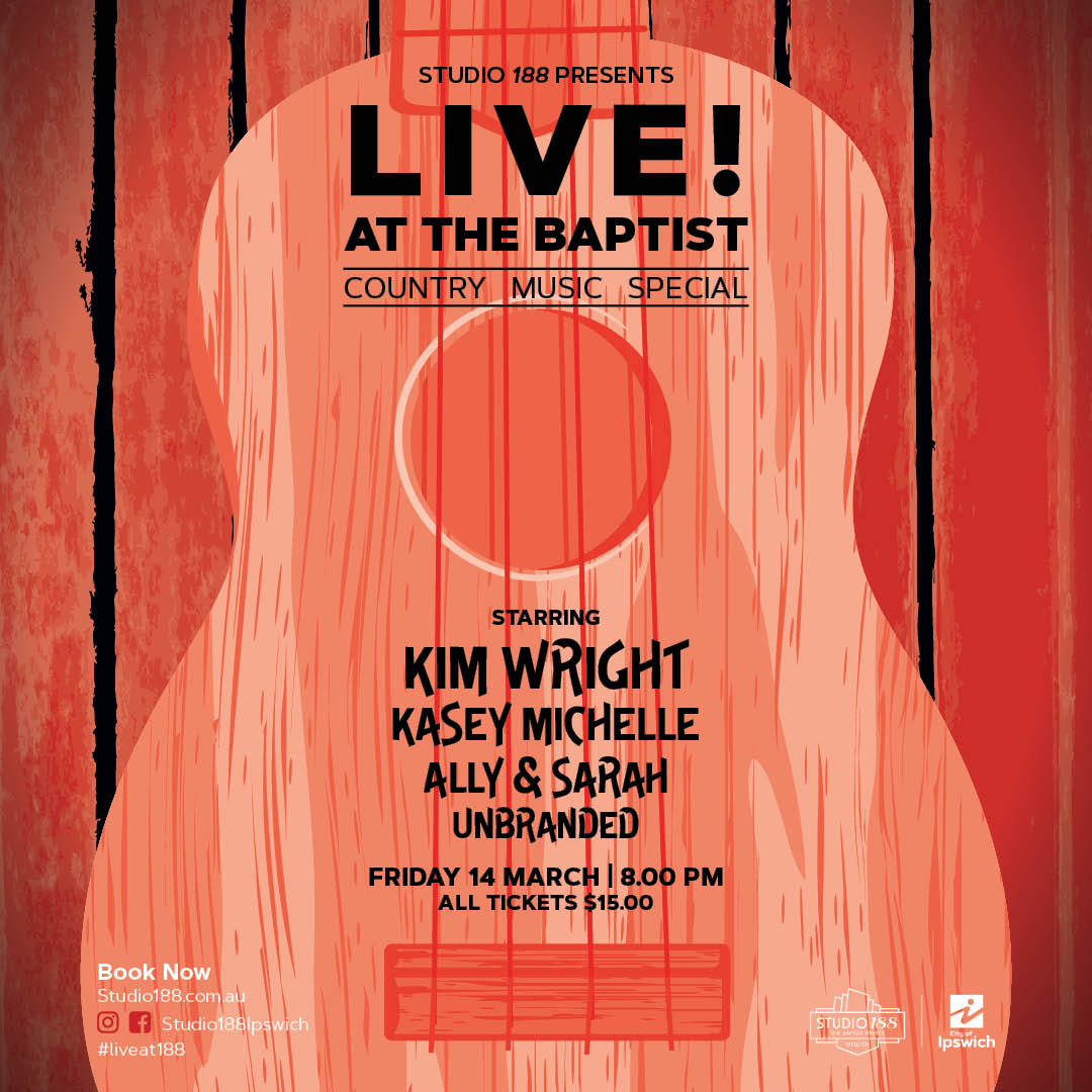 Live! at the Baptist – Country Music Special
